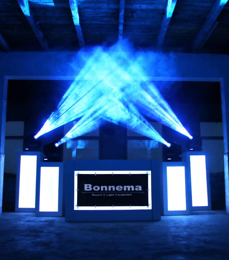 DJ Boeken, Bonnema DJ Shows