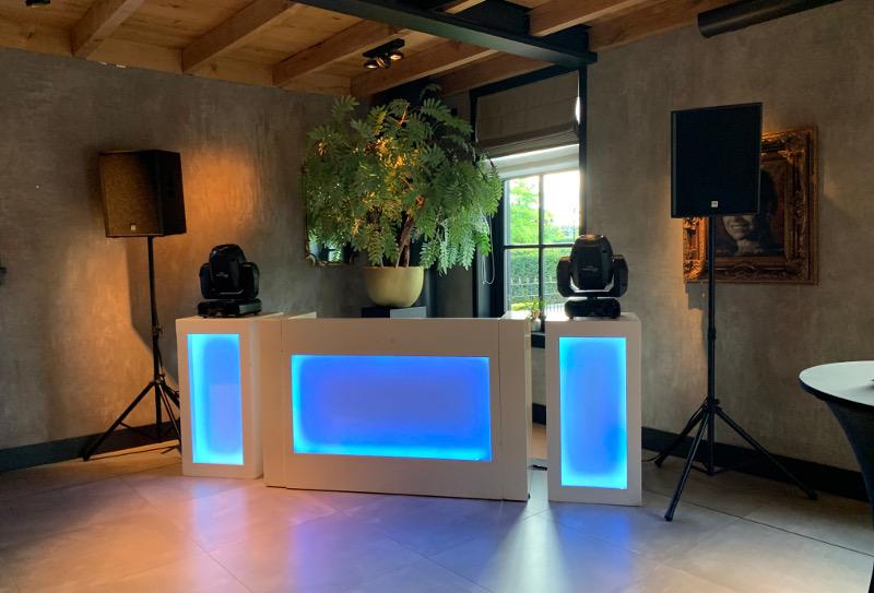 WHITE Basis DJ Show