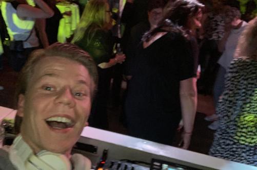 Trouwfeest DJ Arnhem