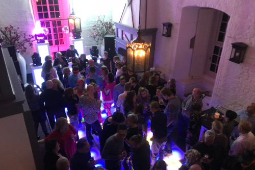 Bruiloft DJ Slot Doddendael