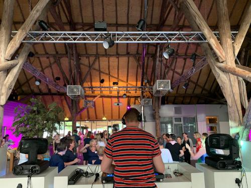 DJ Pim Kapschuur Watergoed in Valburg