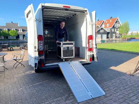 Licht en geluid techniek Arnhem