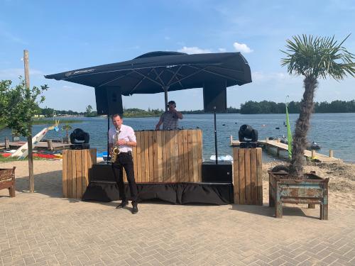 Rustiek Basis DJ Show - Watergoed in Valburg