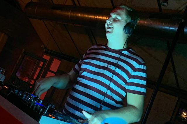 Schoolfeest DJ Pim ten Have