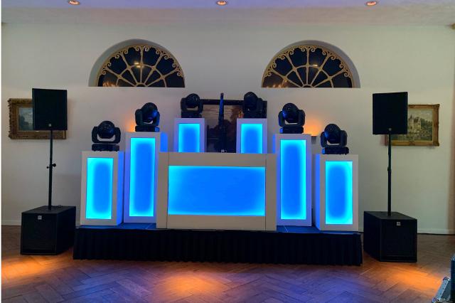 Schoolfeest DJ van Bonnema