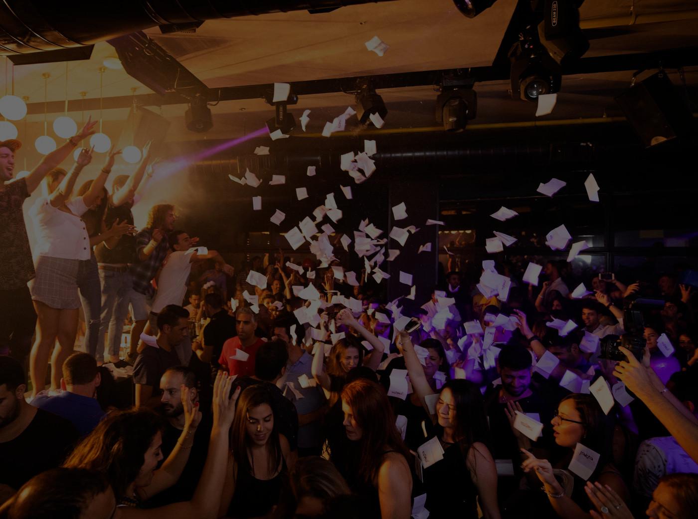 Studentenfeest DJ voor jullie gala of studentenfeest
