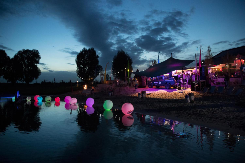 Feesten en DJ bij Watergoed Valburg