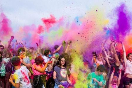 Themafeest idee kleuren