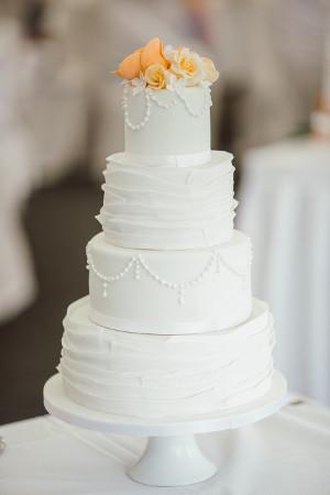 Kosten bruiloft bruidstaart