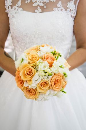 Kosten bruiloft bruidsboeket