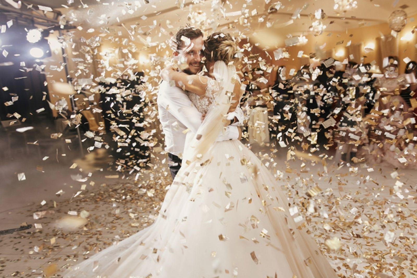 groot bruiloft muziek