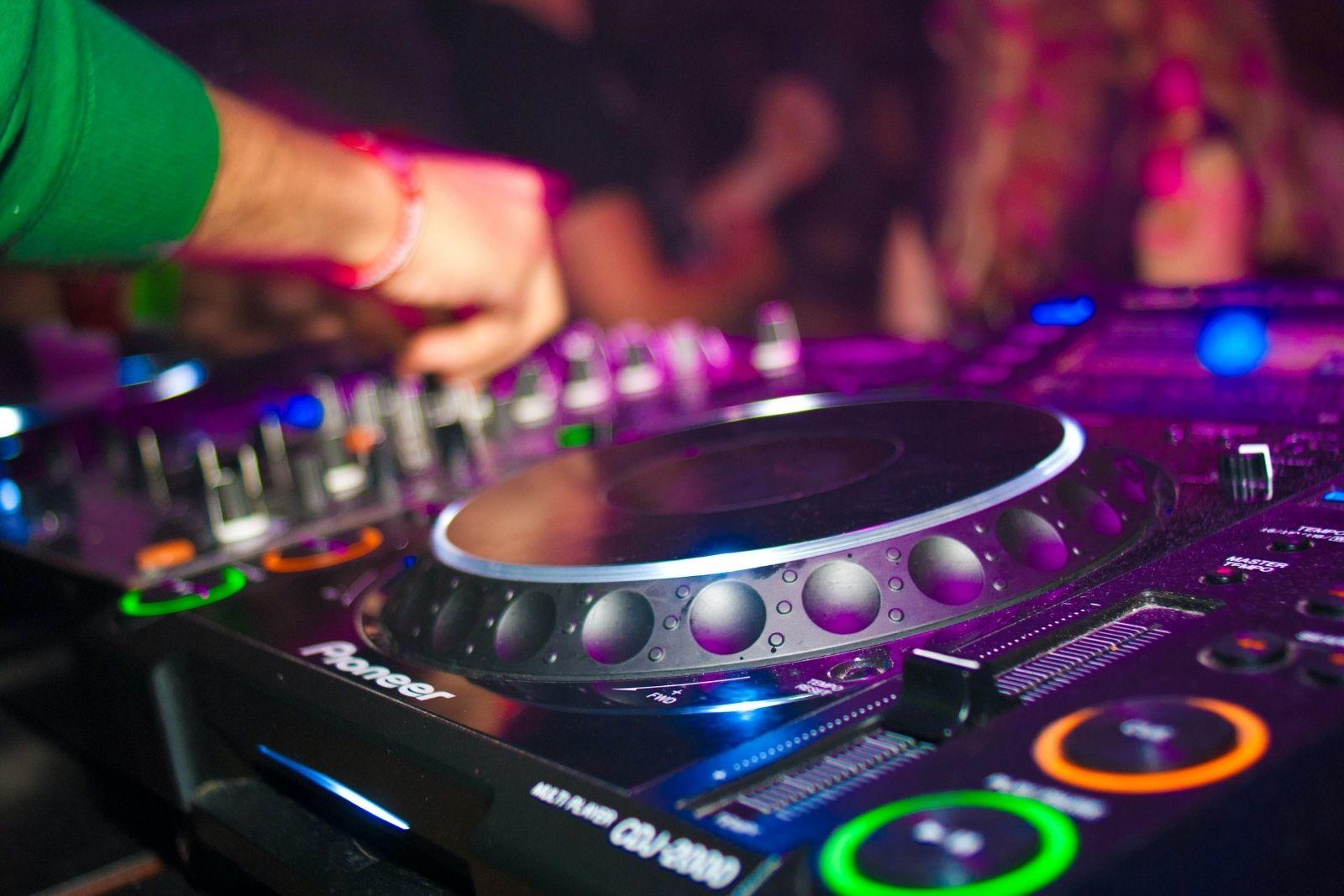 Bruiloft DJ muziek